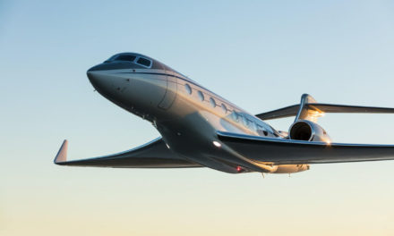 G650ER demonstrates again high-speed, ultralong-range capabilities