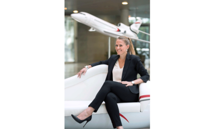 Anne Devilliers Named Falcon Sales Director