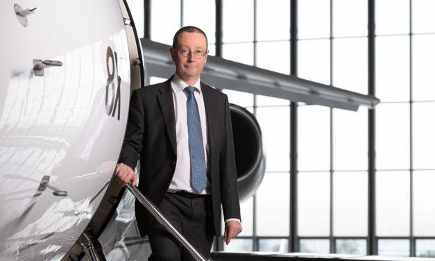 Meeting with Jean Kayanakis, Dassault Aviation