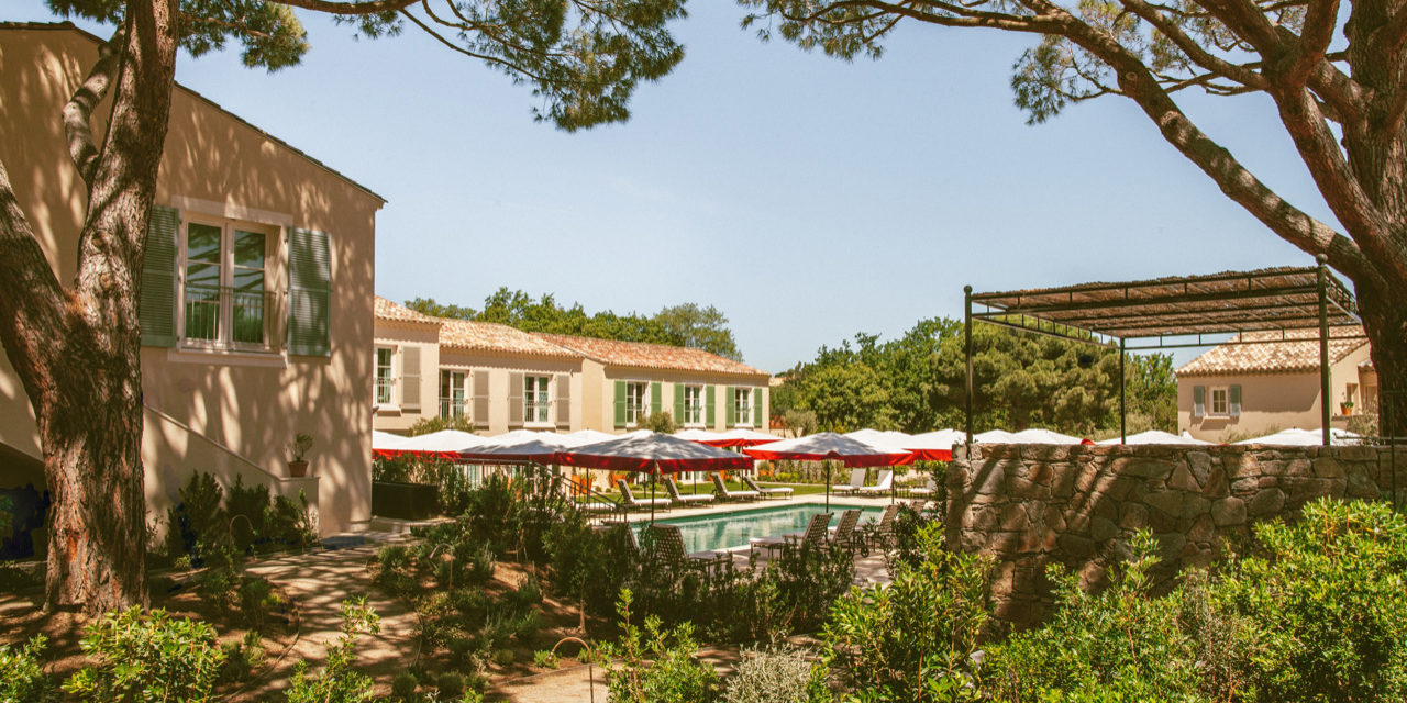 Lou Pinet: a haven of tranquillity in Saint-Tropez