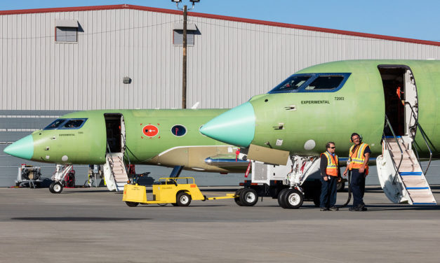 Gulfstream strengthens its commitment to a sustainable alternative fuel