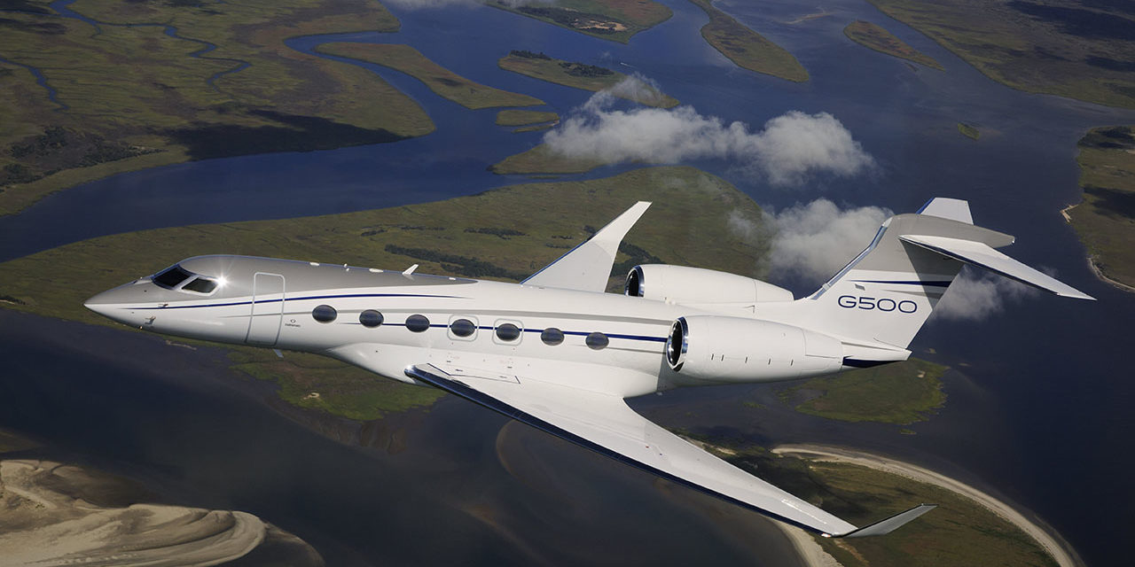 Already nearly 2,000 flight hours for the G500 in-service fleet