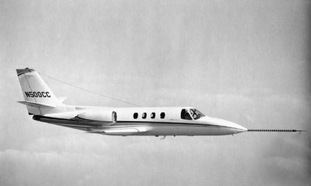 Textron Aviation's iconic Citation family marks 50 years