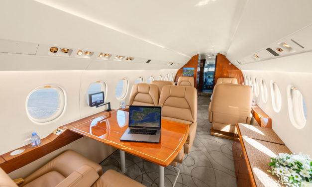 Vertis adds Falcon 900EX
