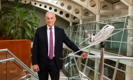 Thierry Betbeze : new Dassault Falcon Jet CEO