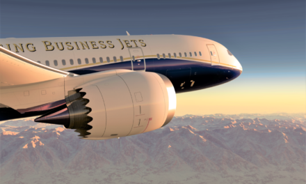 Boeing unveils order for Two 787 Dreamliner to one VIP customer