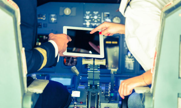 Air operations: data digitalisation in process