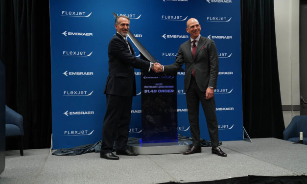 $1,4 Billion deal between Flexjet and Embraer Executive Jets