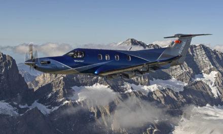 Pilatus Reveals the PC-12 NGX