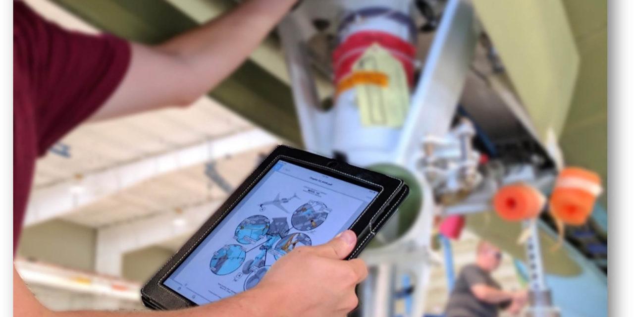 Textron Aviation introduces interactive 3D technical manuals