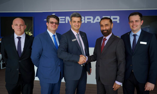 Embraer approves Falcon Aviation to expand support to Legacy 600/650 and Lineage in Dubai
