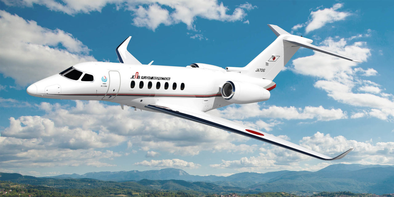 Textron Aviation develops special mission-configured Cessna Citation Longitude for Japanese Civil Aviation Bureau