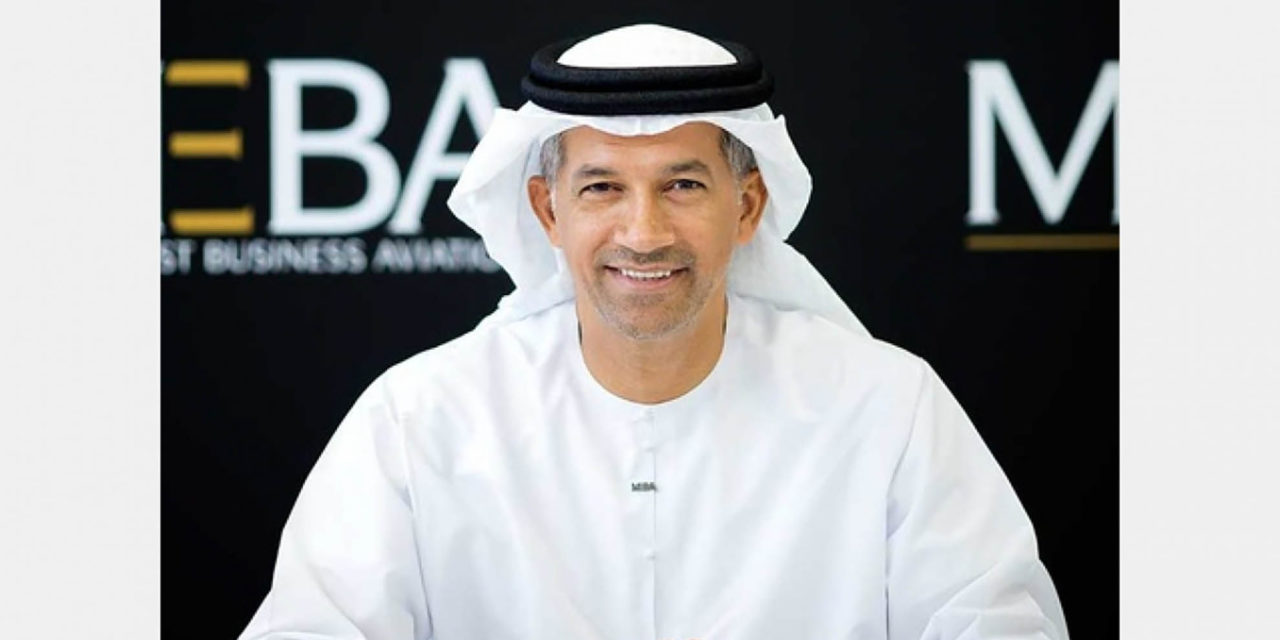 Ali Ahmed Alnaqbi elected as the Chairman of the International Business Aviation Council