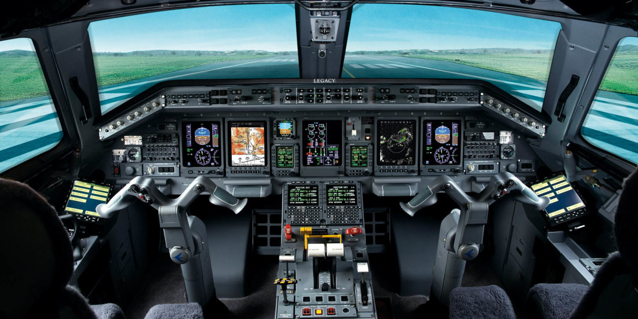 Flying Colours completes upgrade on Bombardier Global Express.