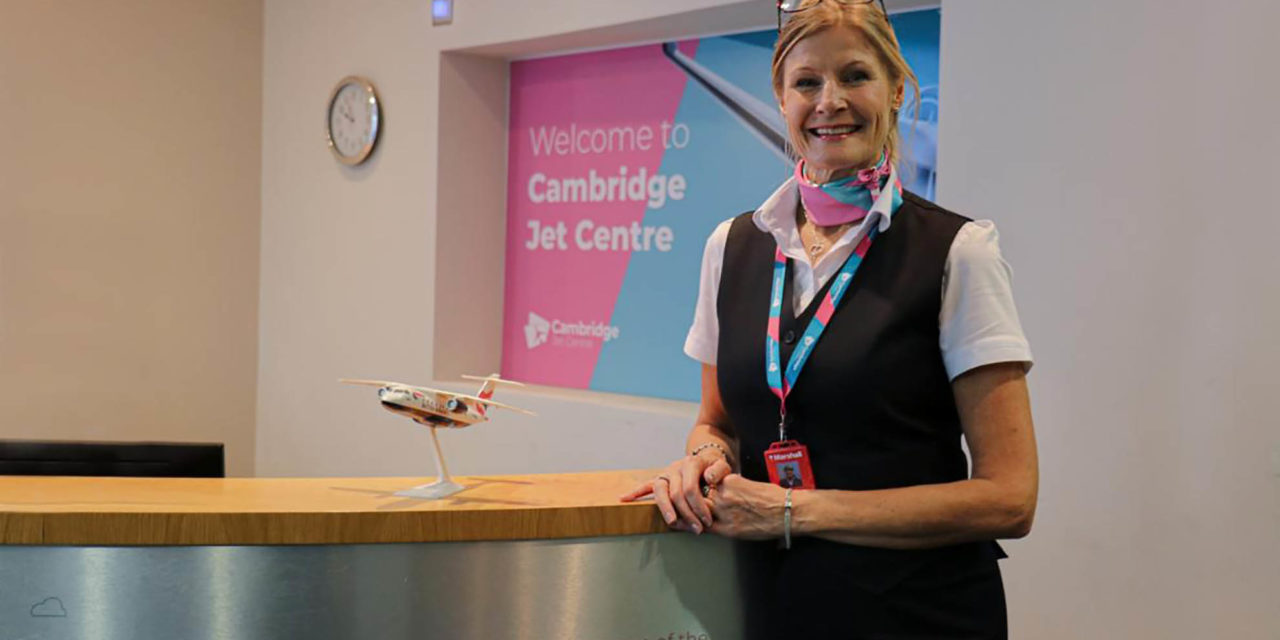 New Cambridge Jet Centre takes flight