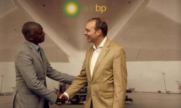 Air BP signs technical services agreement with Sonangol