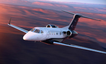 Embraer Phenom owners turn to Clay Lacy for mandatory 10-Year inspections: avionics and interior upgrades
