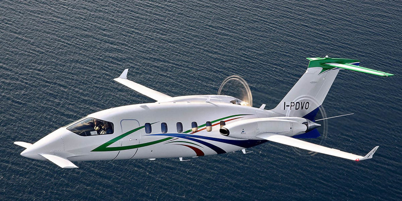 Piaggio Aerospace delivers Avanti EVO to north american customer