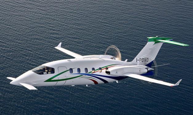 Piaggio Aerospace delivers Avanti EVO to north american customer