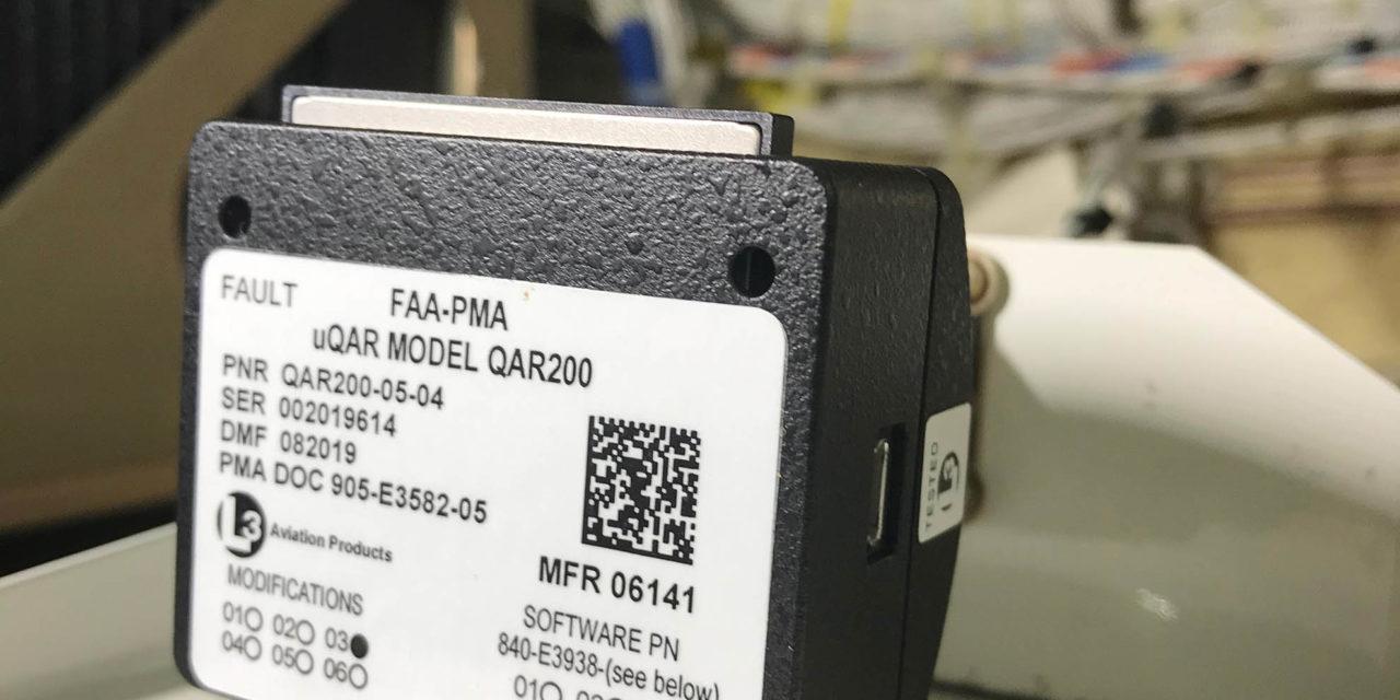 RUAG International upgrades Quick Access Recorder to USB standards for Bombardier Challenger 850 on behalf of VistaJet