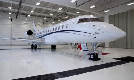 Bombardier celebrates delivery of first Global 6500 aircraft to HK Bellawings Jet Limited of Hong Kong