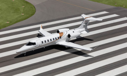 Bombardier proudly Delivers fully equipped Learjet 75 aircraft to Montreal leasing firm Holand Automotive Group