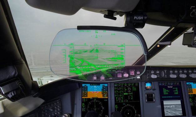 Collins Aerospace to provide FAA with cost-effective, highly realistic training device for scientific research on pilot use of head-up display systems