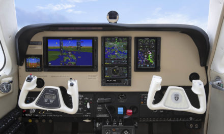 Garmin unveils the fourth generation GPS/NAV/COMM