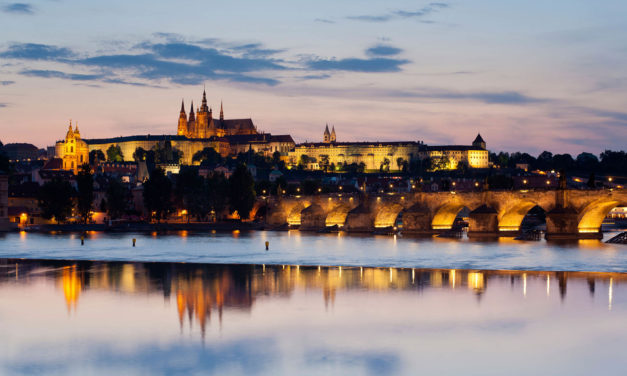 Destination PRAGUE