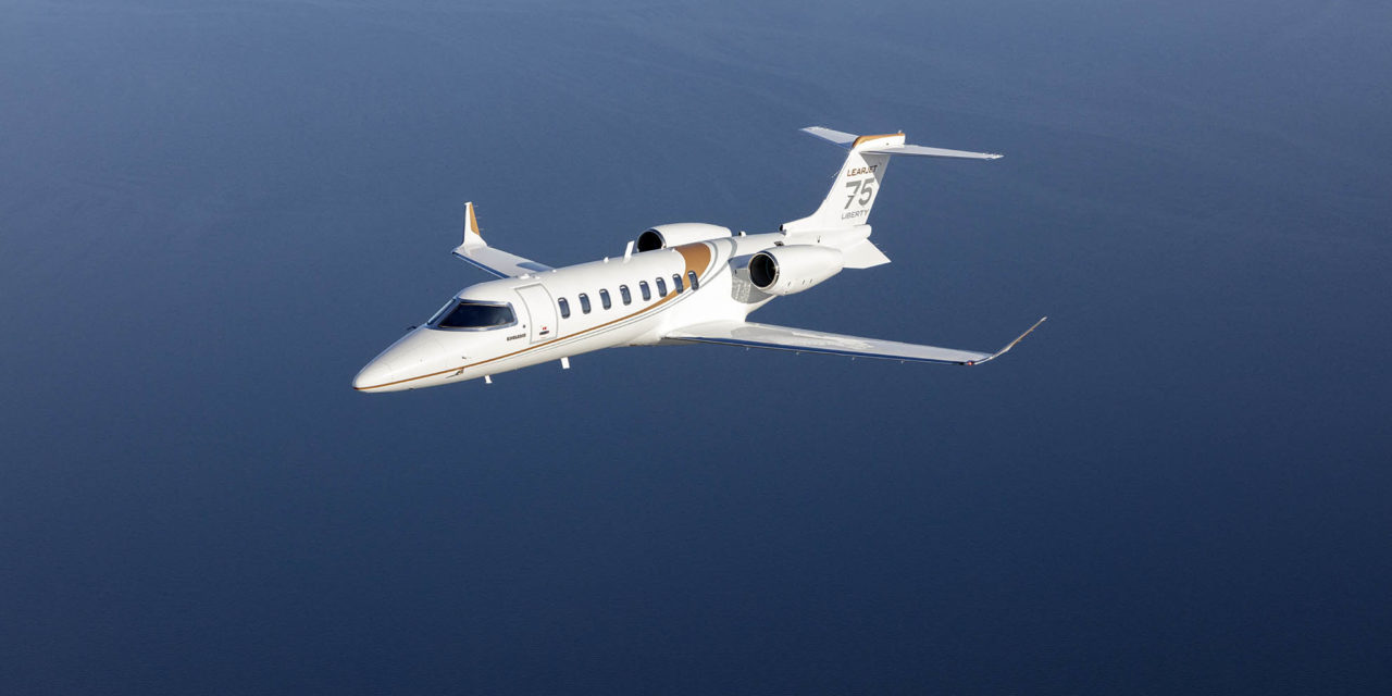 Learjet :  End of myth