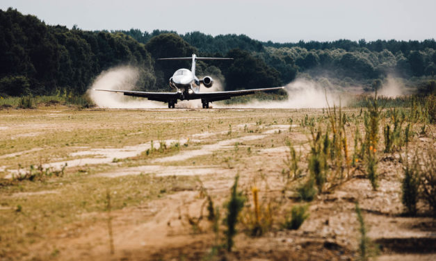 PC-24 rough field certification campaign brought to a successful conclusion