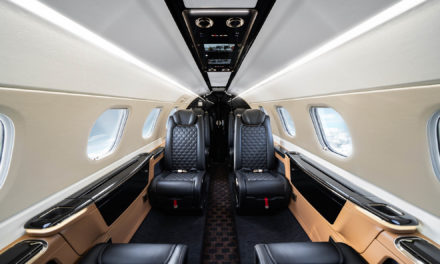 The Phenom 300E becomes the first single-pilot jet to reach Mach 0.80 and receives performance, comfort and technology enhancements