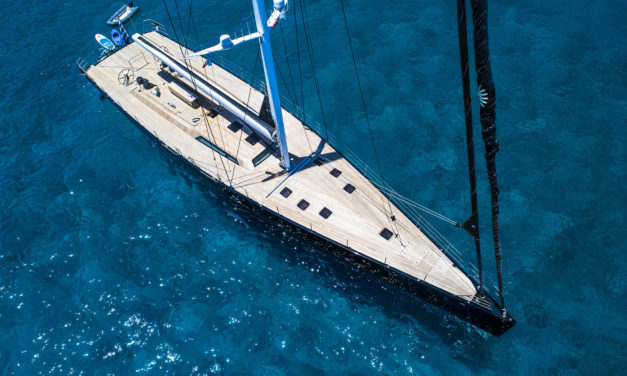 Fast & Easy: the passions of a visionary yachtsman