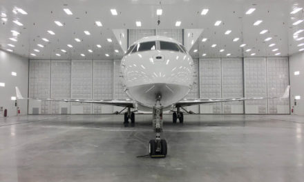Flying Colours Corp. opens new and largest paint hangar at Ontario headquarters
