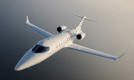High-Speed, 4G cabin connectivity for new  Learjet offered on in-service fleet