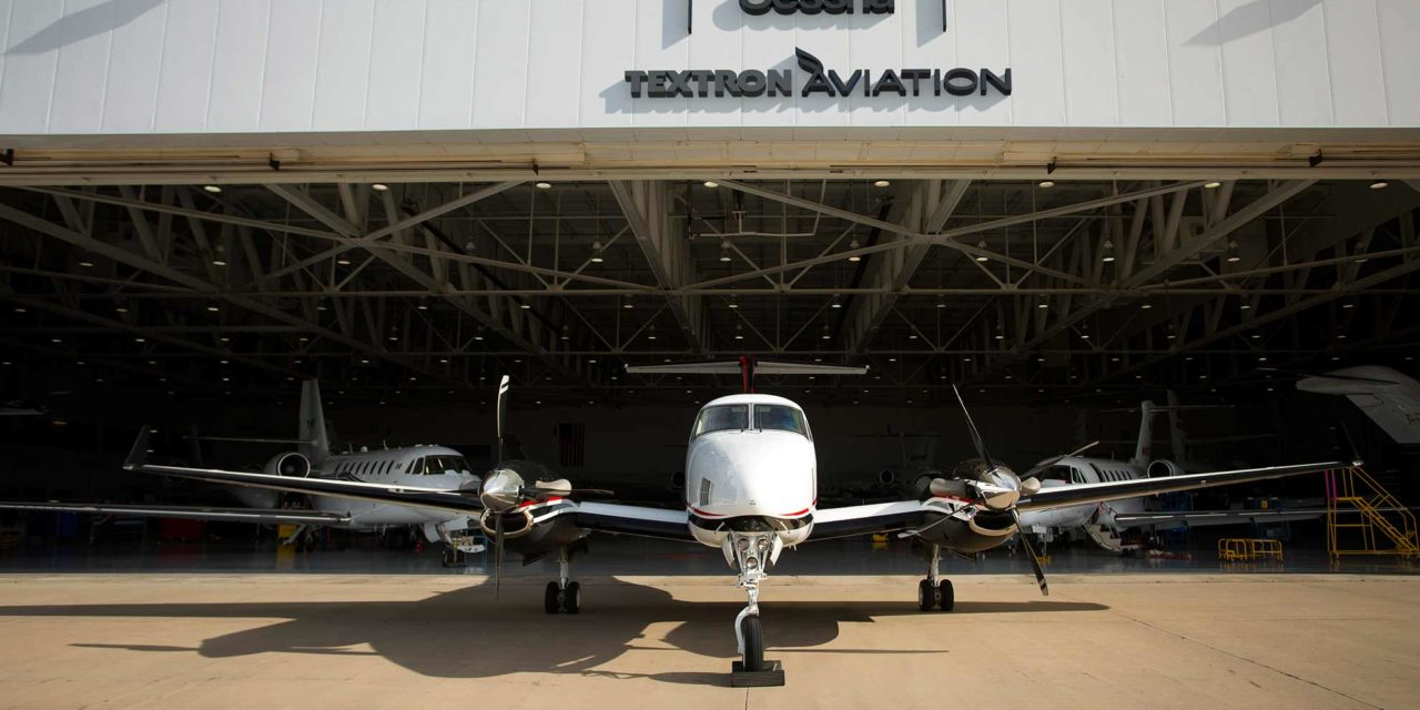 Textron Aviation takes action against the Covid-19