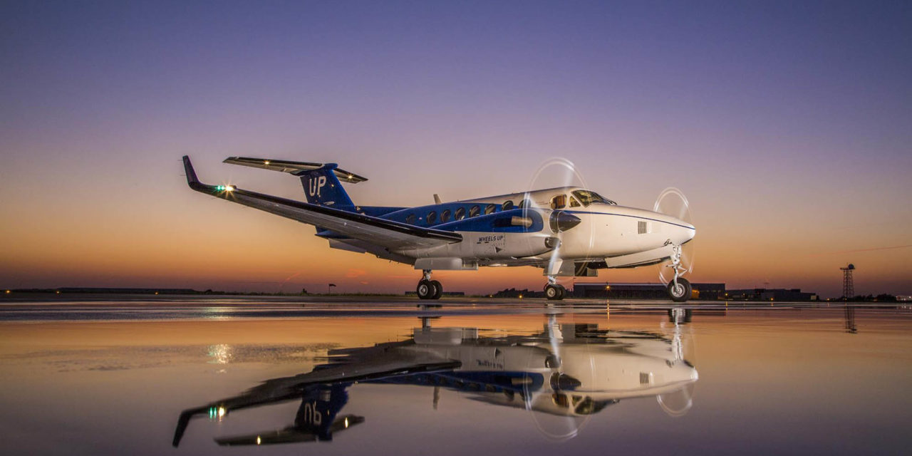 Wheels Up Acquires Gama Aviation