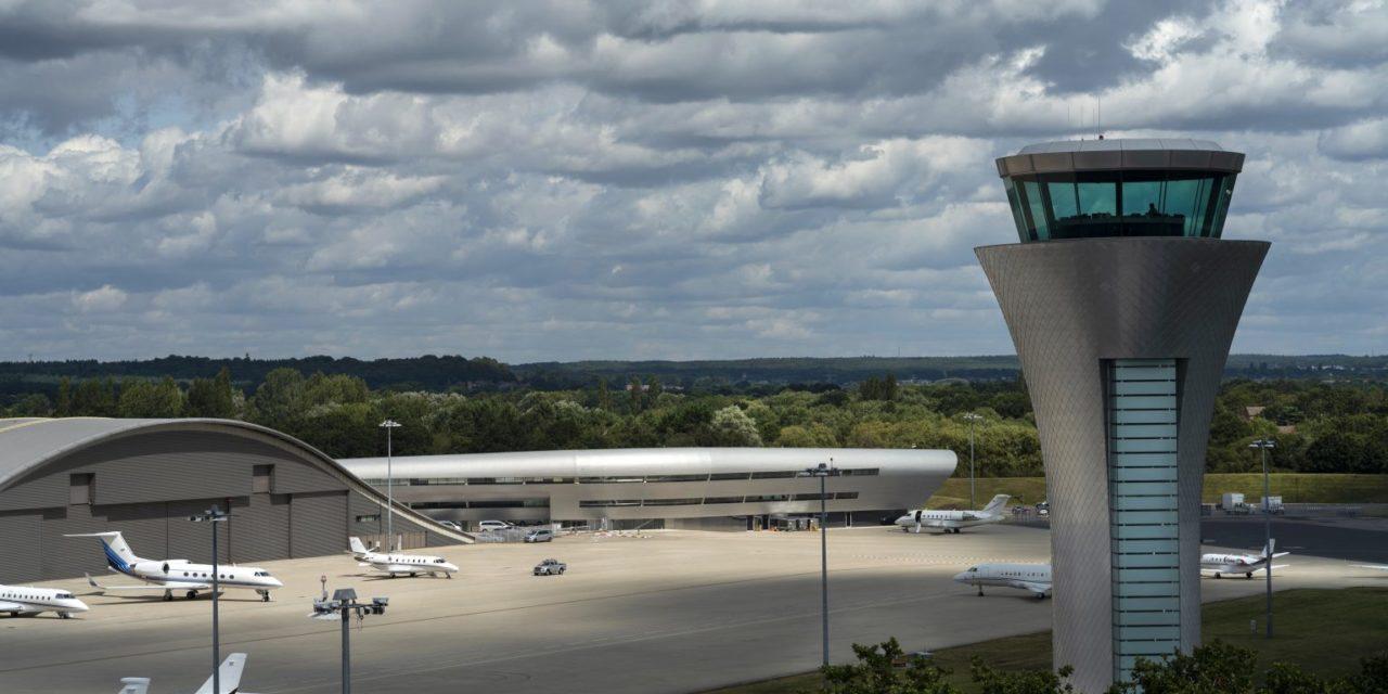 Farnborough Airport: open for business