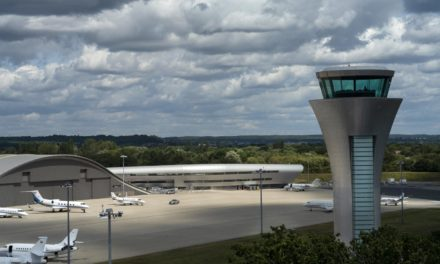 Farnborough Airport: open for business