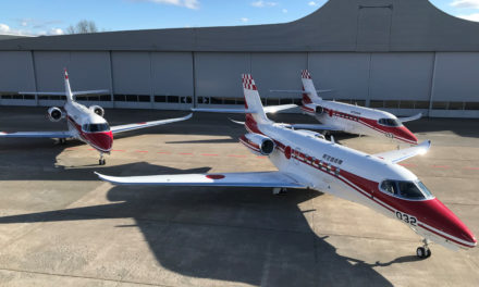 First Citation Latitudes configured for Flight Inspection enter service
