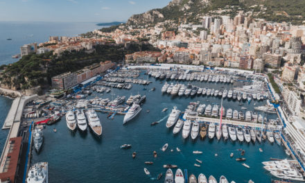 Still on course: Monaco Yacht Show 2020