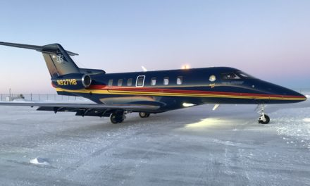 Alaska's North Slope Borough now flies a PC-24 air ambulance