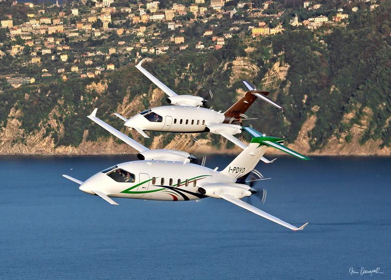 Piaggio Aerospace awarded contract by Italian MoD