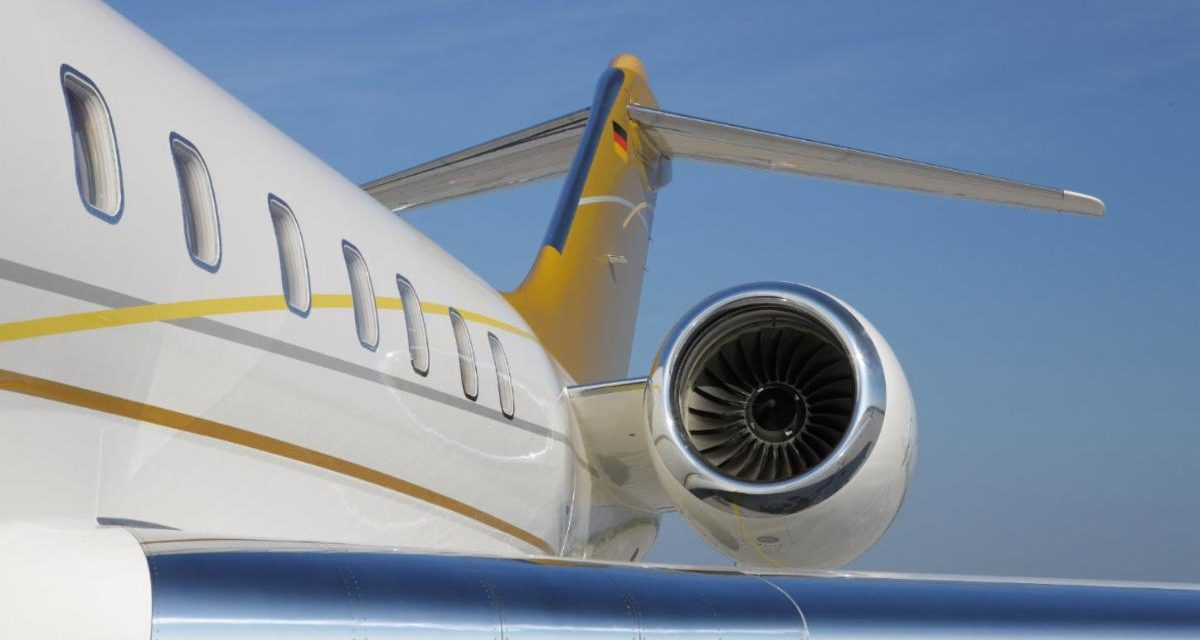 DC Aviation upgraded a Global 5000