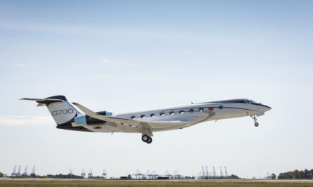 Gulfstream G700 development accelerates