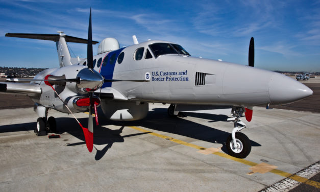 Textron  awarded contract for two King Air 350CER