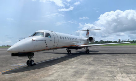 Vertis adds first multi-mission  ERJ145