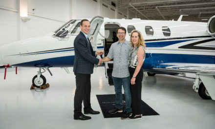 Textron Aviation delivers 250th Cessna Citation M2