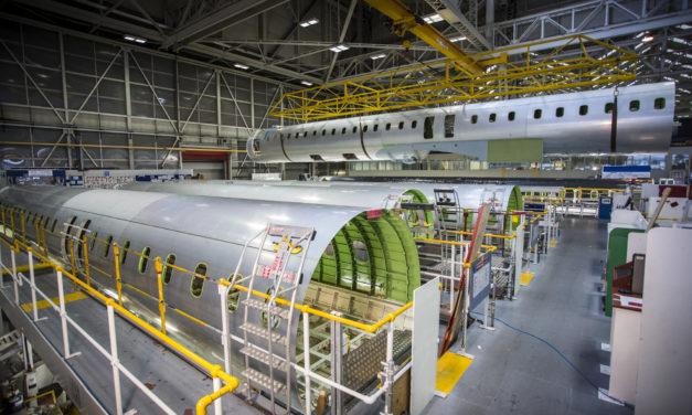 Bombardier  Announces Workforce Adjustments