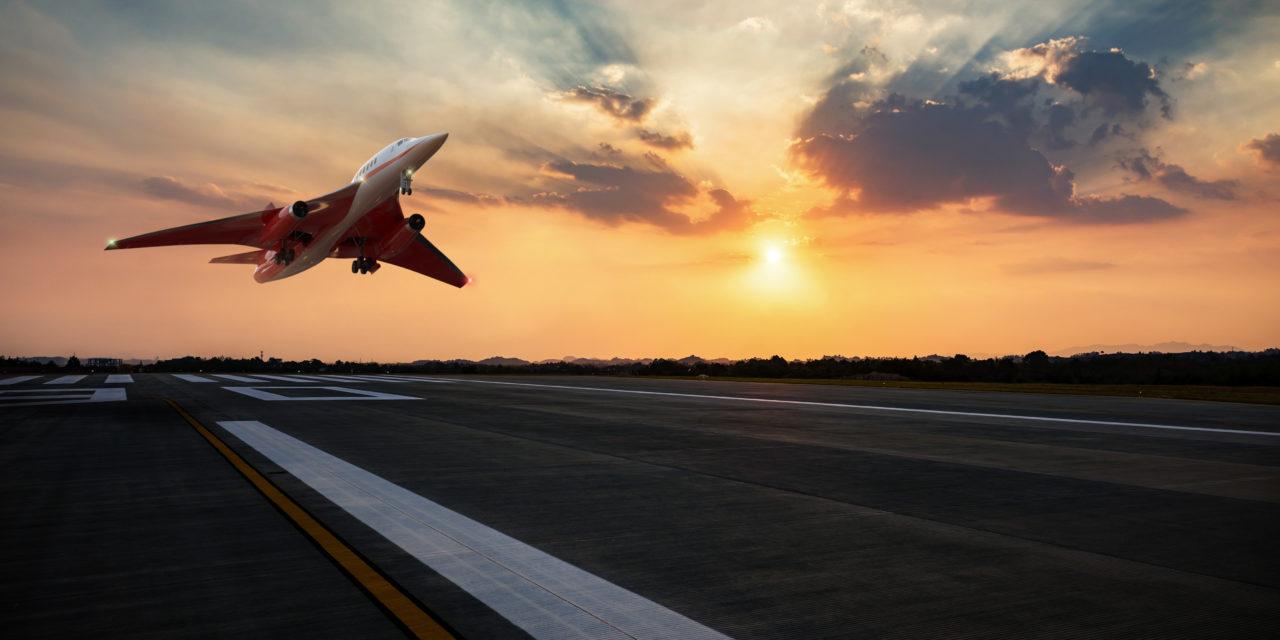 Aerion Supersonic & Jetex Enter into Strategic Partnership